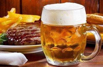Ruoka ja olut